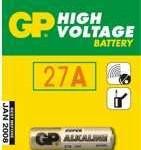 Baterija GP 12V, 27A