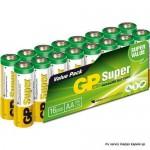 Baterija GP 1,5V R06AA S,alkalna, mignon, 16kom