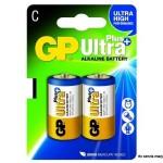 Baterija GP 1,5V,C Ultra Plus Alkalna ,14AUP