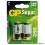 Baterija GP 1,5V,LR14, Alkalna