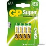 Baterija GP 1,5V,LR6AA,S Alkalna