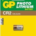 Baterija GP 3V,CR2