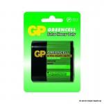 Baterija GP 4,5V,3R12, GP312G greencell