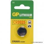 Baterija GP CR2025,3V, Lithium