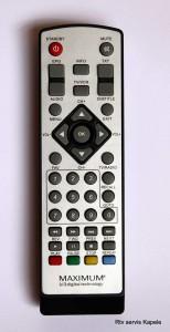 Daljinec Maximum T102 DVBt