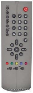 Daljinec Tevion TV  9508634-2017386-com3918