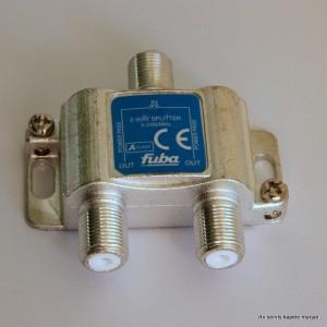 Antenski razdelilci-delilec antenskega in sateliskega signala